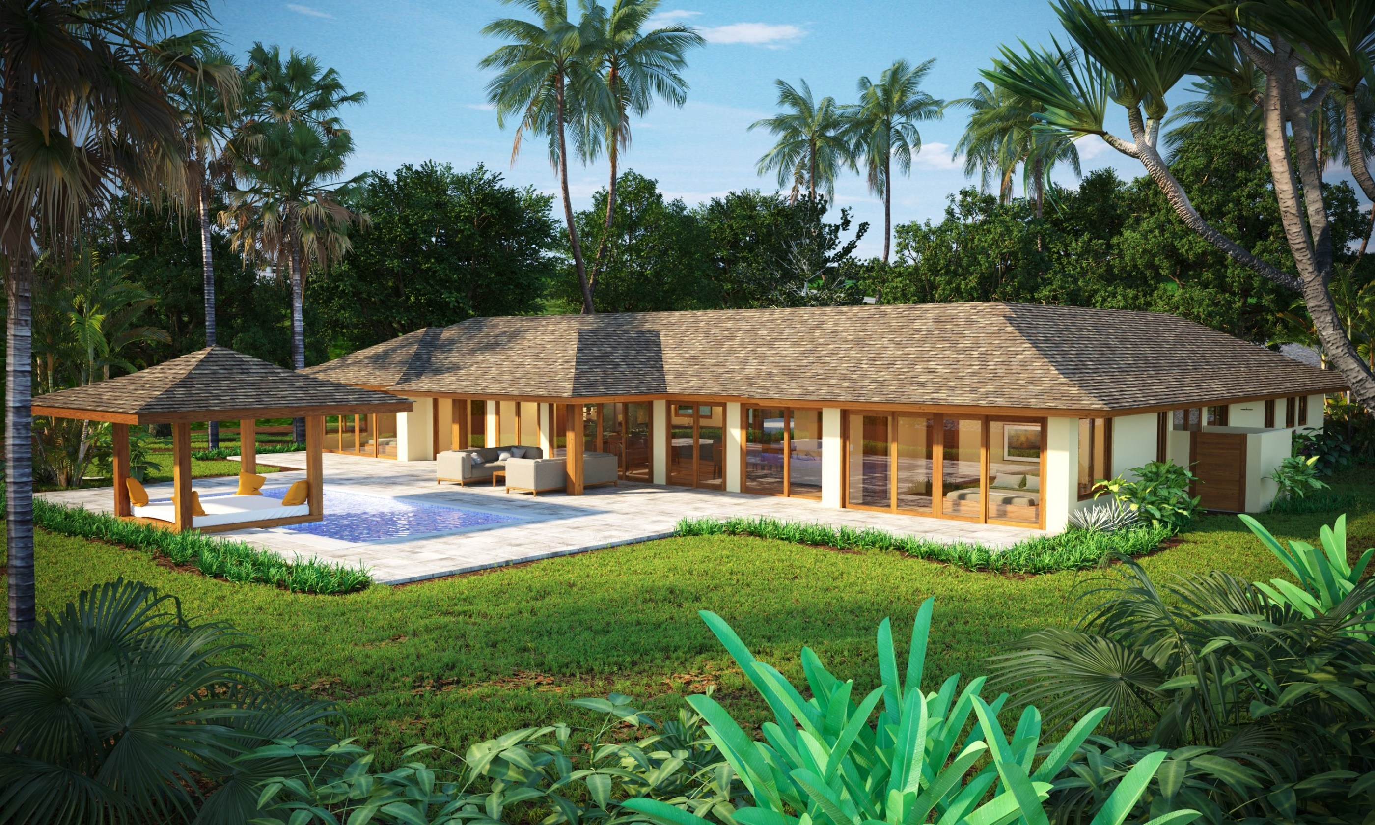 Luxury Design For The Tropics By Eco Chic Home Design